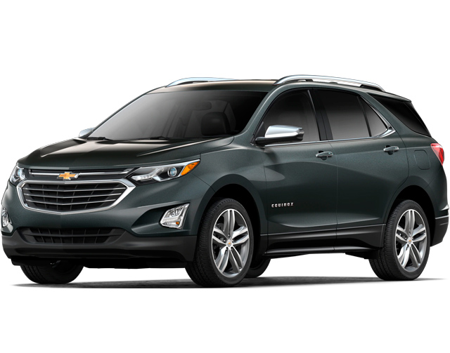 All New Equinox